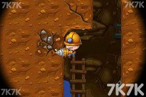 《小矿工成长记无敌版》游戏画面6