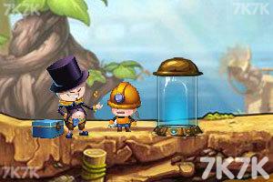 《小矿工成长记无敌版》游戏画面3