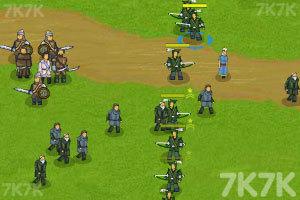 《皇族守卫军》游戏画面5