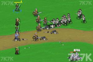 《皇族守卫军》游戏画面2