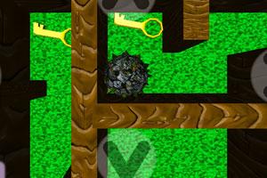 《迷宫闯关》游戏画面1