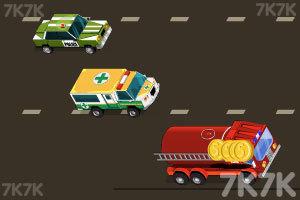 《公路追逐赛》游戏画面4