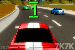 《3D小镇飙车2》游戏画面4