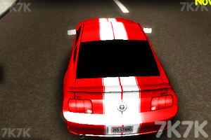 《3D小镇飙车2》游戏画面2