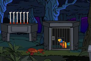 《鹦鹉逃生》游戏画面1