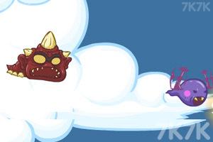 《怪兽轰炸弹》游戏画面3