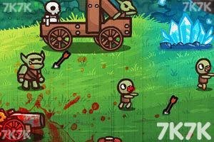 《英勇的哨兵骑士中文版》游戏画面2