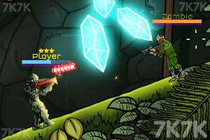 《未来战士3无敌版》游戏画面1