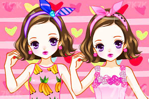 《可爱女孩日》游戏画面3
