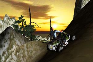 《四轮越野摩托2》游戏画面1