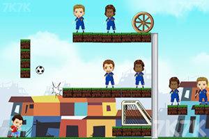 《疯狂的足球》游戏画面3