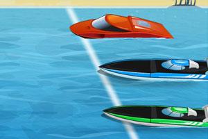 《海上赛艇比赛》截图1