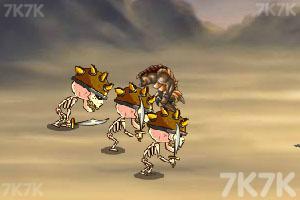《海豹突击队之怪物战争》游戏画面4
