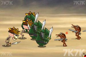 《海豹突击队之怪物战争》游戏画面3