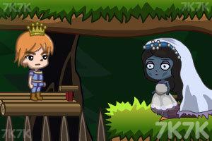 《王子拯救僵尸新娘》游戏画面3