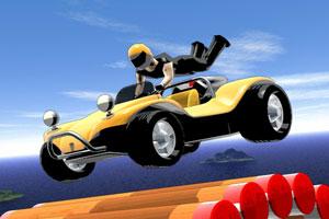 《高空飞车》游戏画面1