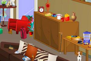 《快乐的客厅》游戏画面1