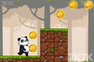 《熊猫酷跑》截图3