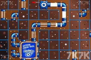 《奥利奥的管道》游戏画面2