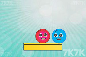 《蓝球和红球》游戏画面3