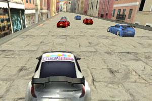 《3D城市竞速2》截图1
