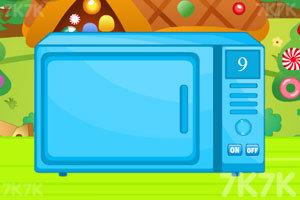 《小鹿角巧克力棒棒糖》游戏画面3