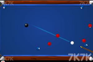《酒吧台球》游戏画面1