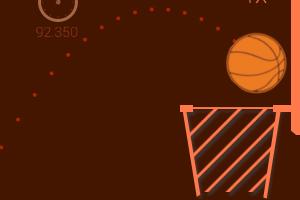《迷你篮球》游戏画面1