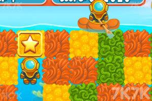 《解救潜水员》游戏画面4