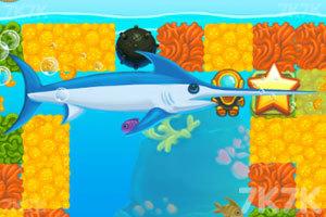 《解救潜水员》游戏画面1