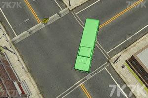 《城市公交停车》游戏画面1