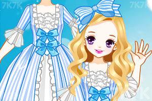 《奢华公主裙》游戏画面3