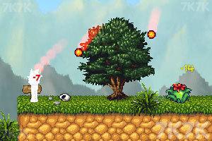 《忍者道场之战场》游戏画面2