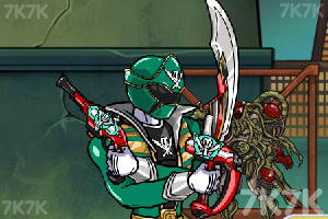 《超級巨能戰隊5》截圖5