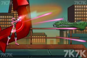 《超級巨能戰隊5》截圖12