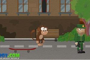 小猴子城市逃离