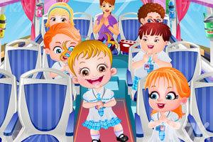 《可爱宝贝去夏令营》游戏画面3