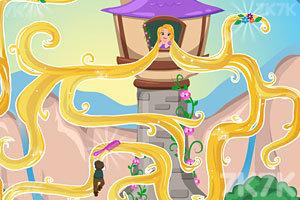《公主迷宫探险》游戏画面1