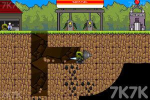 《超级钻探机》游戏画面1