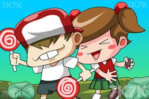 《糖果战士》游戏画面1