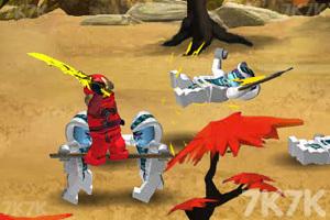 《乐高幻影忍者》游戏画面2