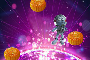 《奔向月球》游戏画面1