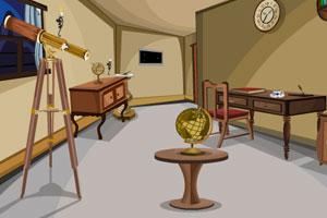 《逃出天文学家房间》游戏画面1