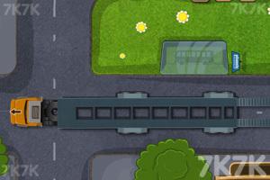 《运输汽车的大卡车3》游戏画面3