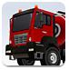 消防车急速救火