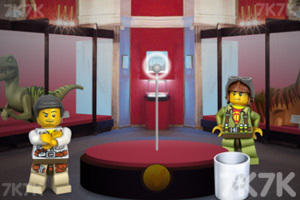《樂高恐龍博物館》游戲畫面2