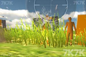 《草原僵尸狙击手》游戏画面3