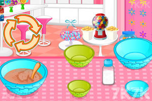 《花纹冰淇淋蛋糕》游戏画面6