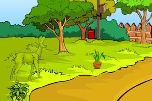 《逃出迷人的花园》游戏画面1