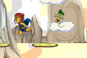 《乐高赤马冒险记》游戏画面3